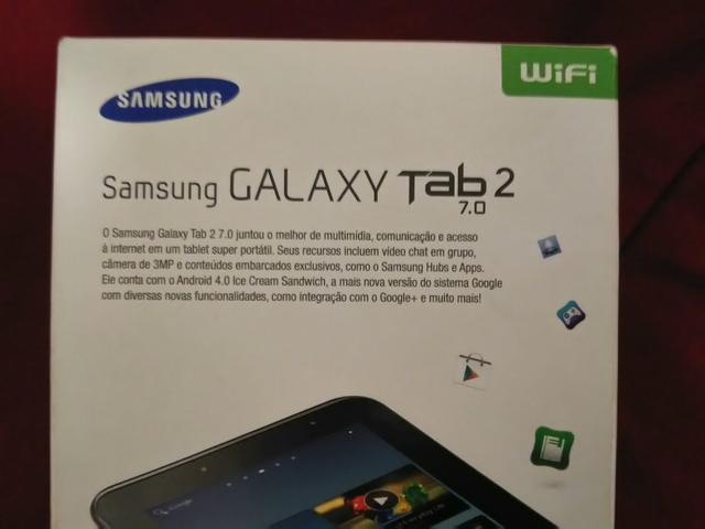 Tablet Samsung Galaxy Tab 2 7.0 - Foto 2