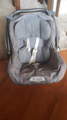 Carrinho burigotto com bebe conforto - Foto 4