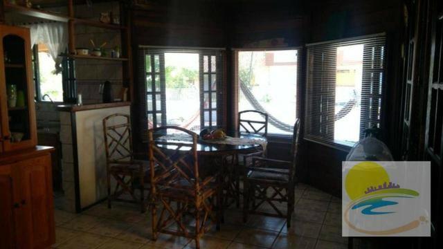 Casa com 3 dormitórios para alugar por R$ 800,00/dia - Praia do Imperador - Itapoá/SC - Foto 9
