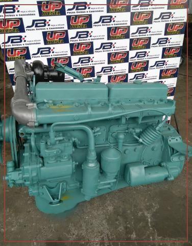 Motor Scania 113 Baixado - Base de troca- com NF - Foto 4