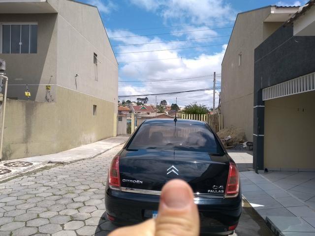 C4 pallas exclusive gnv - Foto 6