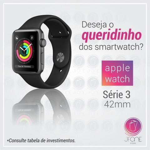 Apple Watch Série 3 42mm - Lacrado Novo - Foto 2