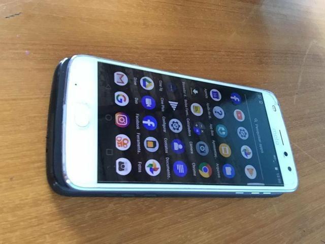 Vendo motoz prey ou troco por iPhone - Foto 3