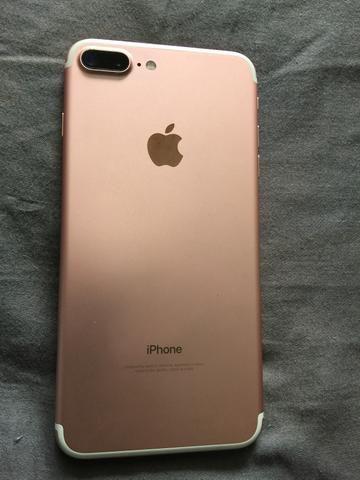 Iphone 7 plus rose 128gb - impecavel - Foto 2