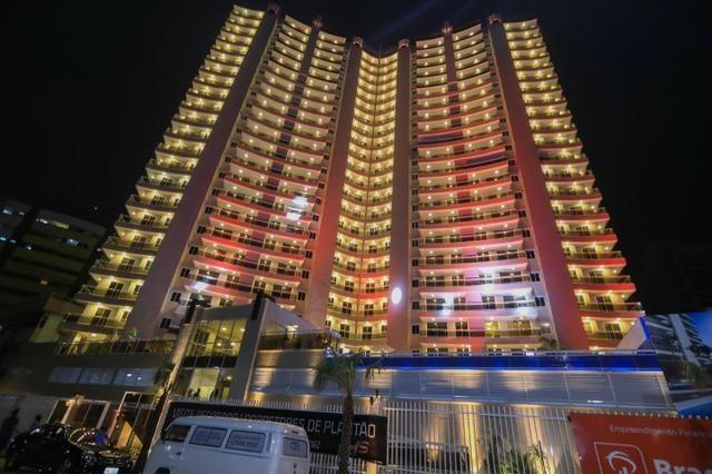 (JR) Apartamento 98m² No Cocó > Fino acabamento > 3 Quartos > Varanda Gourmet! - Foto 8