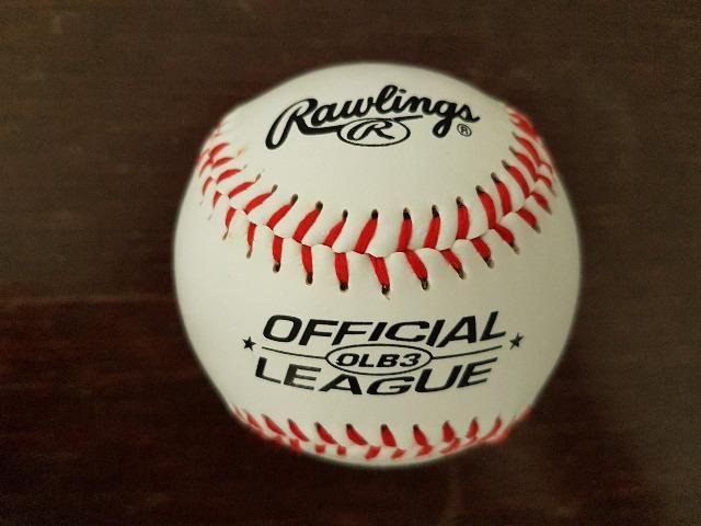 Bola de baseball original OLB3 - Rawlings