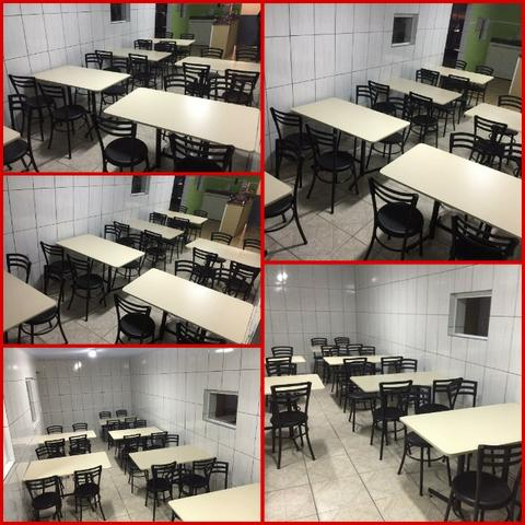 Mesas para lanchonetes - Foto 5