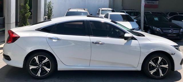 Honda Civic Touring Turbo - TOP - Muito Novo = 0KM - Foto 5