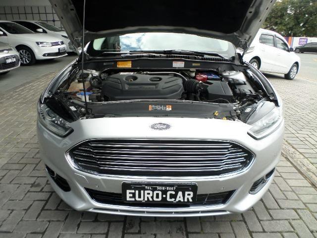 Ford Fusion AWD Titanium 2.0 Ecoboost 2014 Completo - Foto 8