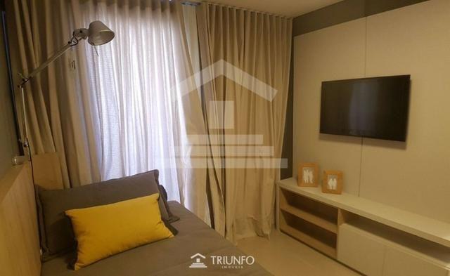 (DD12454) Apartamento a venda na Aldeota_Antonio Martins_126m²_Novo - Foto 4