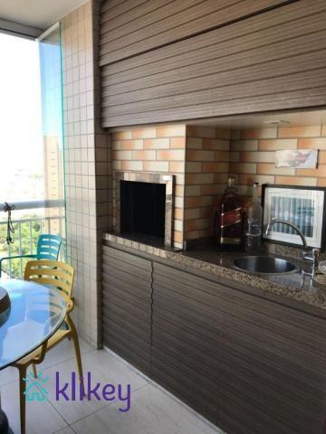Apartamento à venda com 3 dormitórios em Cocó, Fortaleza cod:7986 - Foto 14