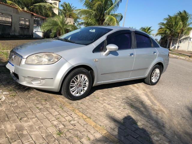 Fiat Linea HLX 1.9 com GNV - Foto 10