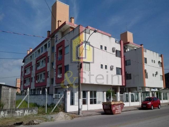 Ingleses& 1km da Praia, Apartamento Semi Mobiliado com Móveis Planejados, 02 Dormitórios