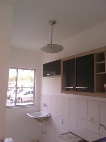 Apartamento em Messejana, 2 quartos sendo uma suíte - Foto 2