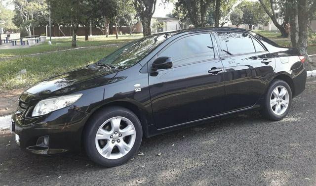 Vendo Toyota Corolla automático 1.8 gli 2010
