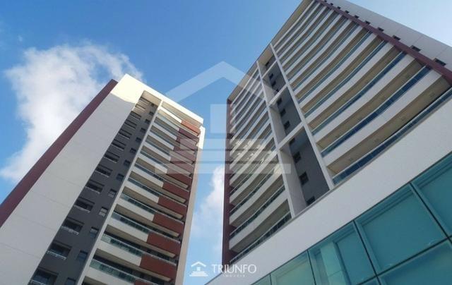 (RG) TR24684 - Apartamento à Venda no Luciano Cavalcante 72M² - 03 Quartos - 02 Vagas