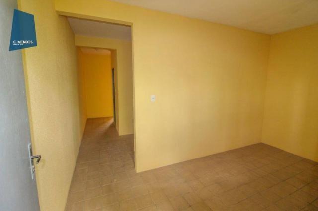 Apartamento para alugar, 55 m² por R$ 500,00/mês - Jangurussu - Fortaleza/CE - Foto 4