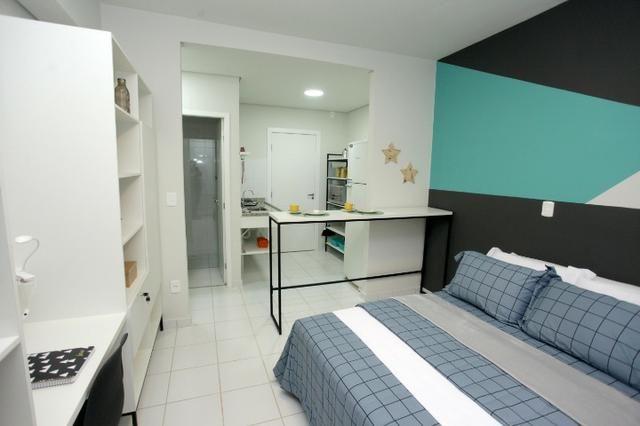 Apartamento mobiliado no bairro Iguatemi em frente à Unaerp no The Spot - Foto 5