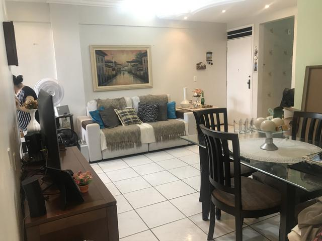 Apartamento lindo no J. Távora