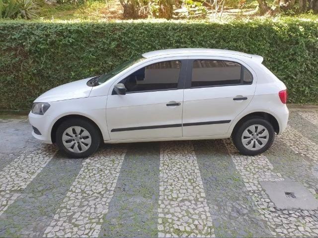 Volkswagen Gol 1.0 Total Flex 5p - Foto 2