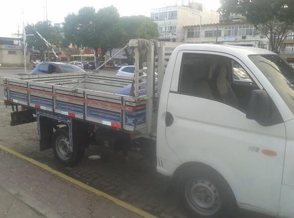 Fretes e mudanças ilha Moisés -Caminhão baú e caminhão carroceria - Foto 4