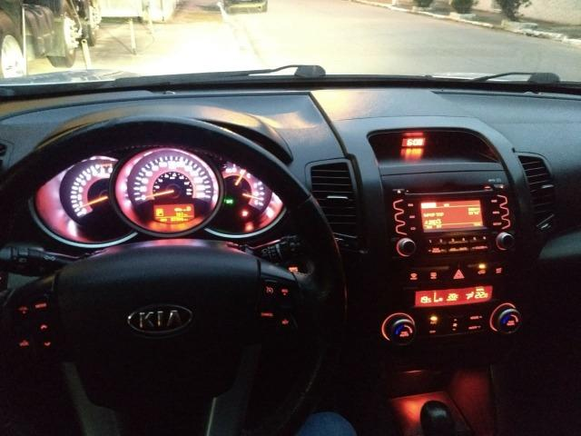 Sorento EX 3.5 V6 4WD- Top de Linha 7L - Teto panorâmico - Único DONO - Raridade - 2011 - Foto 6