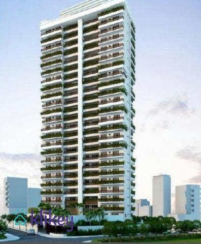 Apartamento à venda com 3 dormitórios em Meireles, Fortaleza cod:7987
