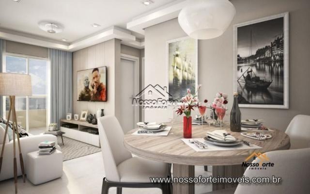 Lançamento Apartamento no Canto do Forte em Praia Grande - Foto 8