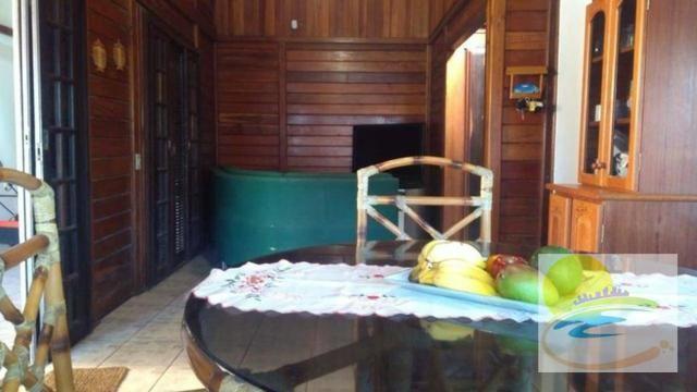 Casa com 3 dormitórios para alugar por R$ 800,00/dia - Praia do Imperador - Itapoá/SC - Foto 7