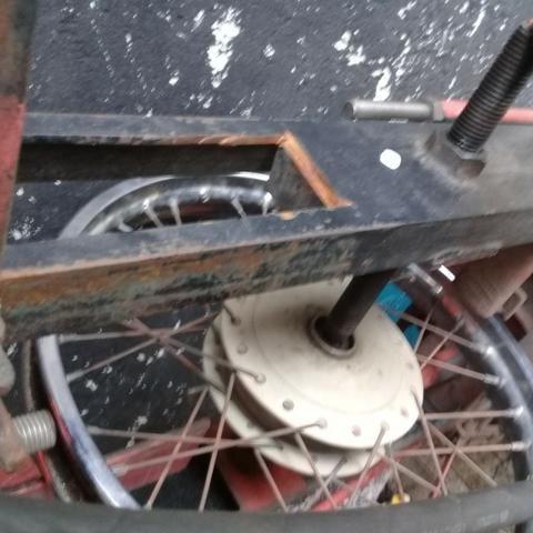 Máquina desempeno de aro pneumática - Foto 5