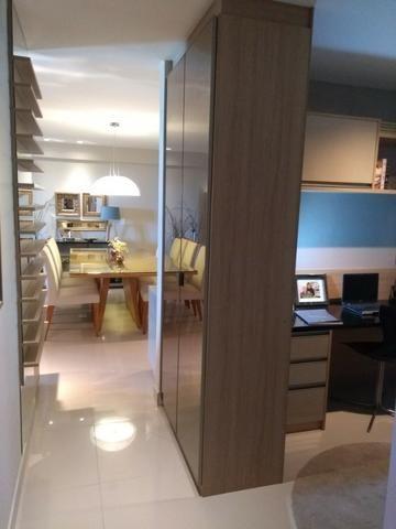 (EA) apartamento a venda no Guararapes com 145 metros- 3 quartos 3 vagas - Foto 6