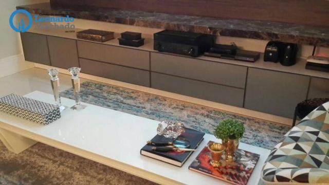Apartamento com 4 dormitórios à venda, 182 m² por R$ 1.500.000,00 - Guararapes - Fortaleza - Foto 14