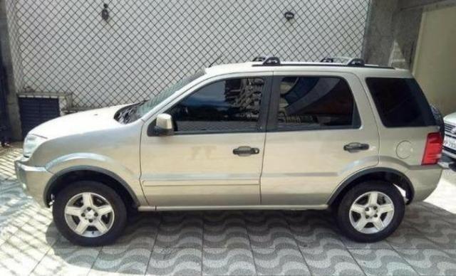 Ford EcoSport XLT 2.0 Aut + GNV 5ªG Completo Consigo Financiamento - Foto 10