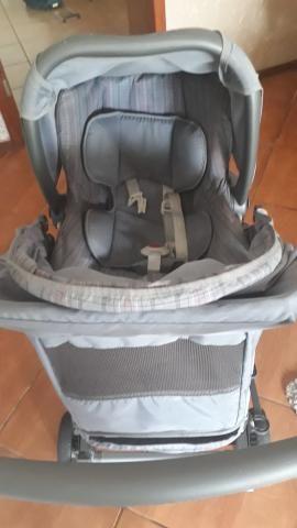 Carrinho burigotto com bebe conforto - Foto 5