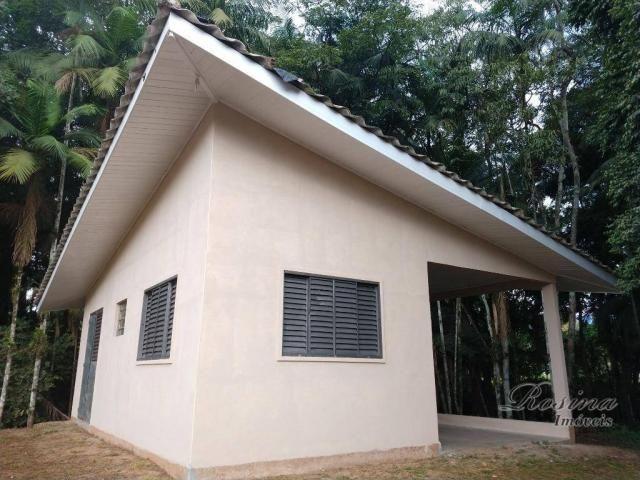 Chácara com fundos para o rio - 2559 m² por R$ 195.000 - América de Baixo - Morretes/PR - Foto 14
