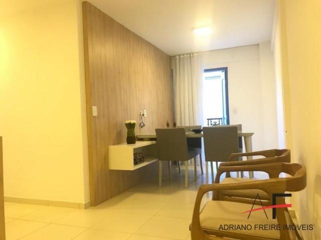 Apartamento mobiliado com 2 quartos no Centro de Guaramiranga - Foto 7