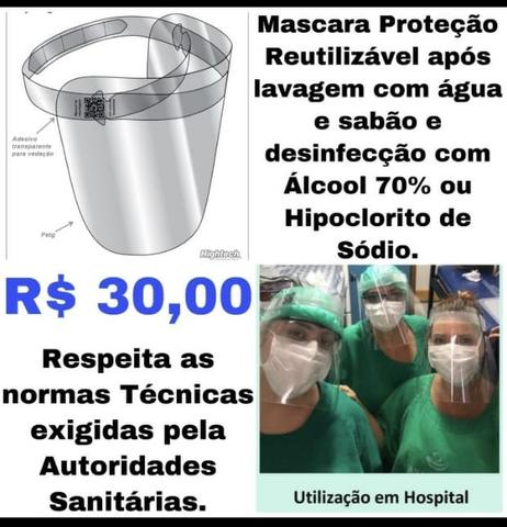 Protetor Facial (Face Shield) - Foto 5