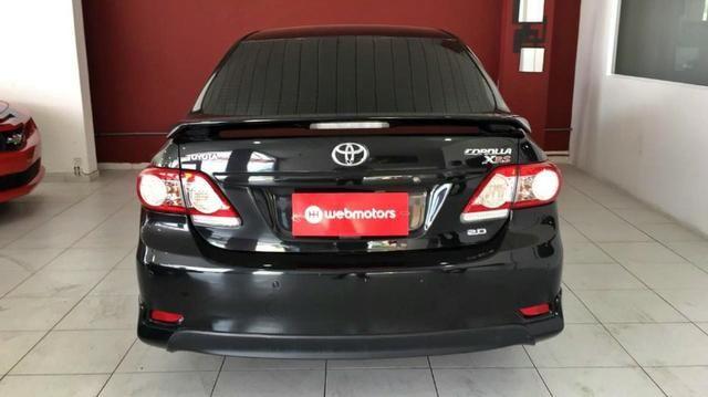 Toyota Corolla Xrs com Gnv 2013 Financio em até 60x - Foto 8