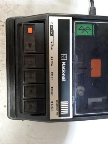 Gravador Antigo National Rq2211 Com Bluetooth !!! - Foto 3