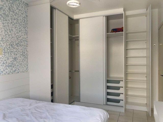 Aluguel apartamento mobiliado 2 dormitórios com garagem Itacorubi Florianópolis - Foto 11