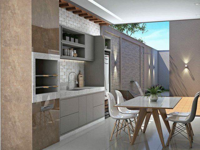 Casa lindíssima prox a havan 3/4 snd 1suíte + área de lazer - Foto 3