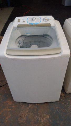 Máquina de Lavar Eletrolux turbo Secagem Top Revisada - Foto 6
