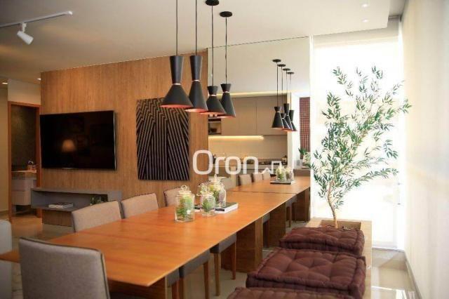 Apartamento com 3 dormitórios à venda, 94 m² por R$ 451.000,00 - Jardim Atlântico - Goiâni - Foto 6