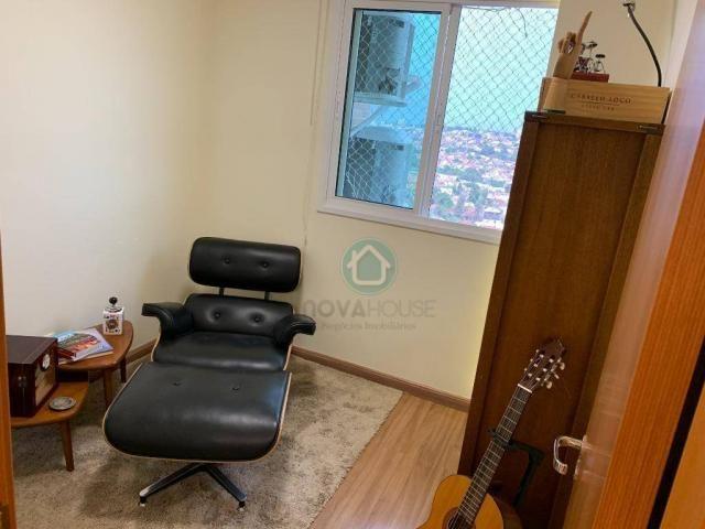 Apartamento com 3 dormitórios à venda, 73 m² por R$ 545.000,00 - Monte Castelo - Campo Gra - Foto 4
