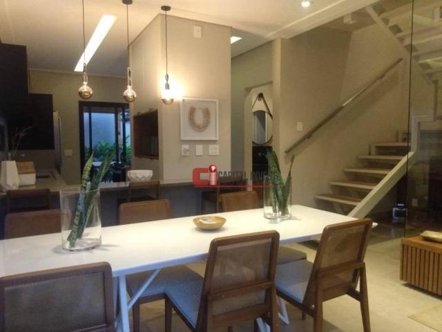 Casa com 3 dormitórios à venda, 101 m² por R$ 481.960 - Centro - Jaguariúna/SP - Foto 2