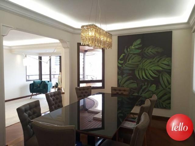 Apartamento para alugar com 4 dormitórios em Moema, São paulo cod:207613 - Foto 7