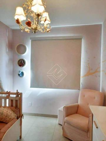 Apartamento com 3 dormitórios à venda, 85 m² por R$ 390.000 - Residencial Turmalinas - Vil - Foto 9