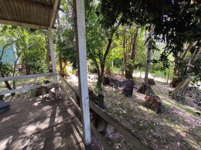 Velleda oferece terrenão c/ casa, galpão e arborizado em condomínio fechado - Foto 10