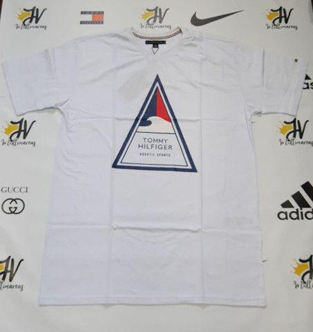 Camiseta malha peruana - Foto 2