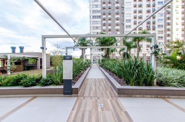 Apartamento à venda com 2 dormitórios em São sebastião, Porto alegre cod:EL56356639 - Foto 16